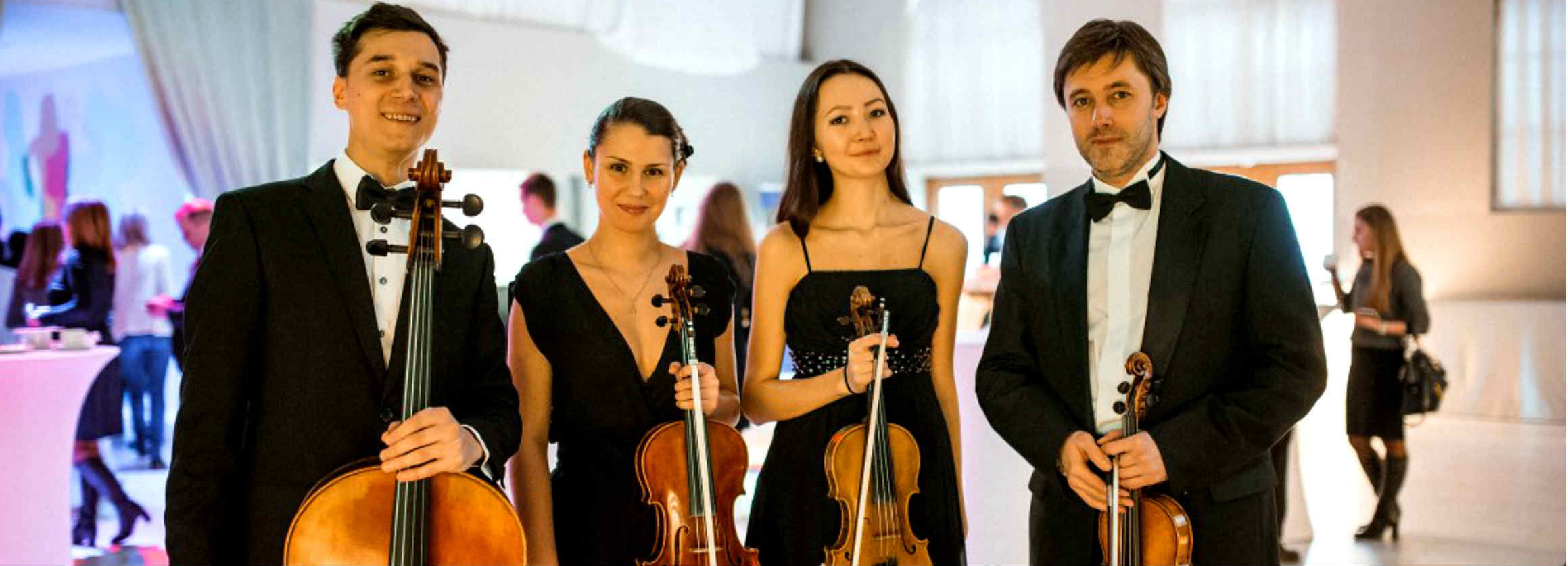 Orange County String Quartet: ceremony music,string quartet for corporate events, string quo, string trio
